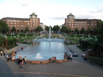 Am Friedrichsplatz