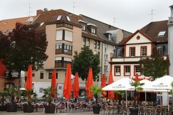 Gastronomie am Marktplatz